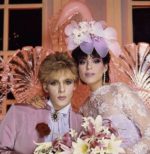 80s Weddings